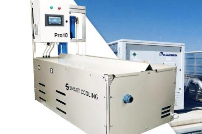 Swiss integrated energy technologies AG are pleased to announce that from April 9, 2019, the new intelligent Smart Cooling chiller booster PRO 10 is available on the market.