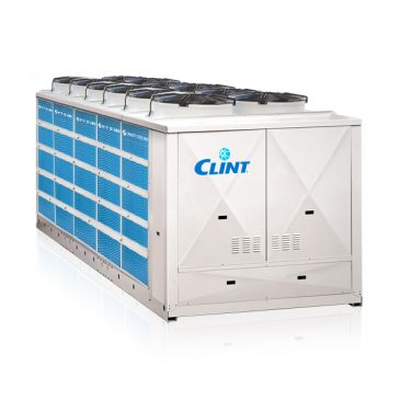 <strong>Smart Cooling™</strong> and Italian chiller manufacturer Clint.
