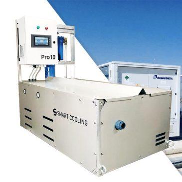 Swiss integrated Energy Technologies AG a le plaisir d'annoncer que, à compter du 9 avril 2019, le nouveau surpresseur de refroidisseur intelligent Smart Cooling PRO 10 sera disponible sur le marché.